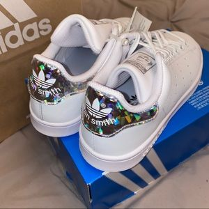 Holographic Stan Smith Adidas😍